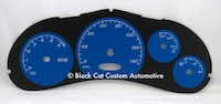 Pontiac G6 Custom Gauge Face