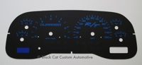 1998-2000 Durango Custom Gauge Face
