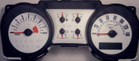 05-08 Ford Mustang GT Gauge Face